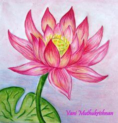 Lotus drawing beautiful flower drawings and realistic color pencil drawings read full article small lotus tattoo Realistic Flower Drawing, Flower Drawing Tumblr, Lotus Drawing, Easy Flower Drawings, Beautiful Flower Drawings, Pencil Drawings Of Flowers, Pencil Drawing Tutorials, Plant Drawing, Art Drawings