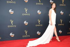 Keri Russell in Stephane Rolland - Best Dressed at the 2016 Emmy Awards - Photos