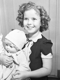 Shirley Temple, 1937.