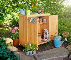 zahradní skříňka