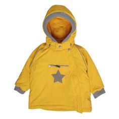 Karry gul body til drenge fra Little Wonders My Blog