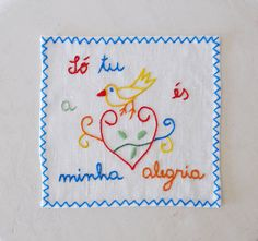 portuguese embroidery - i have a few of these made by my mother xxxxx