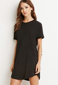 Classic T-Shirt Dress | Forever 21 - 2000156063