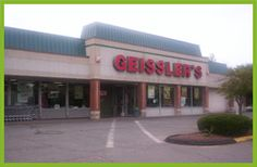 Geissler's Supermarket, South Windsor,CT-my favorite grocery store :D