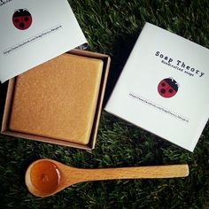Milky Honey soap by Soap Theory, Bangkok Thailand.