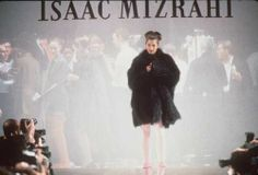 """Isaac Mizrahi's Fall 94' collection, 95's """"Unzipped"""" & Beast Fur, of course."""