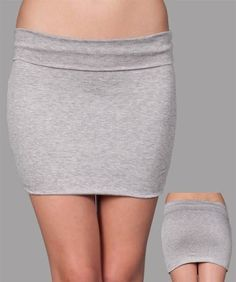 This sexy 80's 90's style body con mini skirt is a trendy animal ...