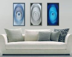 Geomerty Art Set Wall decor 3D Modern String Art by FeniksArtDeco