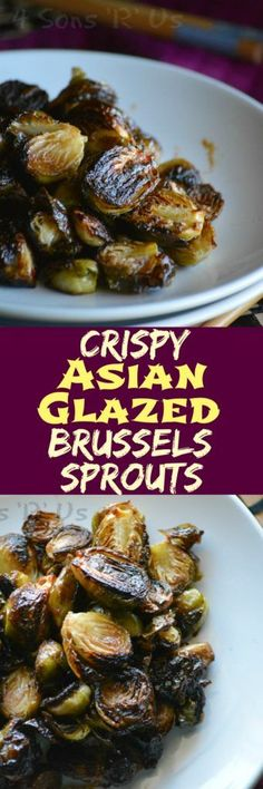 Didn't think sprouts were for you? Crispy, caramelized Brussels sprouts are tossed in a sweet and slightly spicy Asian glaze for the ultimate side dish. After one taste of these Crispy Asian Glazed Brussels Sprouts, you'll be shocked at how good those old fashioned veggies can actually taste. Are you[Read more]