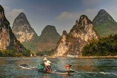 Li River Photo by Cezary Filew -- National Geographic Your Shot