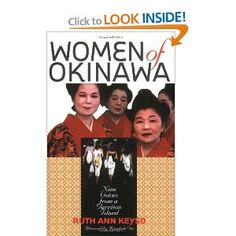 Women of Okinawa: Nine Voices from a Garrison Island Okinawa, Wwii, The Voice, Ann, Island, Amazon, Books, Movies, Movie Posters