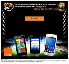 Orange Cameroun - Pronostic - #Socialmedia #Facebook