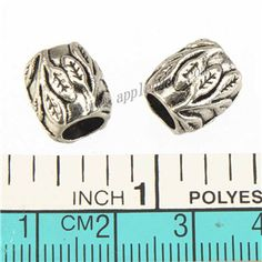 Zinc Alloy Leaf Branch Large Hole Beads,Plated,Cadmium And Lead Free,Various Color For Choice,Approx 10*11mm,Hole:Approx 5.5mm,Sold By Bags,No 010113