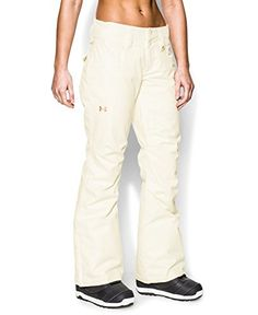 Under Armour Women's UA Queen Pant Ivory