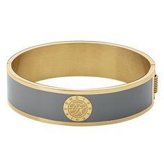 Jovika Armband I, Guld/Grå, Dyrberg/Kern