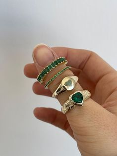 Nail Jewelry, Cute Jewelry, Jewelry Rings, Jewelry Accessories, Trendy Jewelry, Lunette Style, Accesorios Casual, Diy Schmuck, Cute Rings