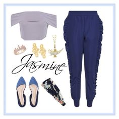 """""""Jasmine 2.0"""" by mali-likes ❤ liked on Polyvore featuring Boohoo, Topshop, Accessorize, Cathy Waterman, Ippolita and Anne Sisteron"""