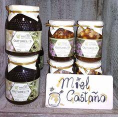 ¡NOVEDAD! en @ORIGENASTURIAS Miel natural de castaño, miel de brezo con nueces, y miel de brezo con avellanas 😋😋😋😋¡que ganas de probarlas todas! #MielAsturias #MielNatural #MielCastaño #MielBrezo #MielNueces #MielAvellanas #ProductosAsturianos