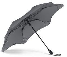 Charcoal Metro XS Blunt Umbrella