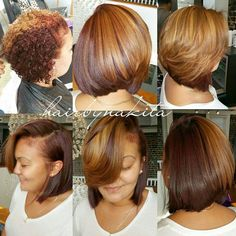 Love the color and cut!!