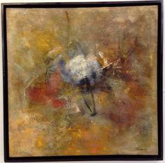 Artist : Sebastián Canovas / Title : Figura / Dimensions : 100 x 100 cms / Price : MXN $28,000 / Status : Available / Technique : Oil Paint on Canvas / Year : 2015