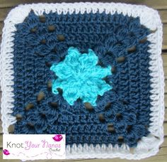 Knot Your Nana's Crochet: Granny Square Crochet Along Revisited (Week Seventeen)