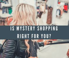 Certain personality traits and skill sets can translate to success as a mystery shopper. Can you multitask, keep organized, and blend into a crowd while mystery shopping? Make Money From Home, How To Make Money, Mystery Shopper, Pay Attention, Hustle, Detail, Shopping, Making Money At Home, Hustle Dance