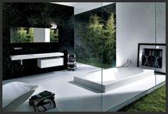 Modern Minimalist Bathroom Decorating Ideas Home Design Ideas
