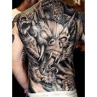 Significado del tatuaje del dragón