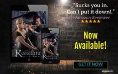 #Resistance #TRWC #TeaserTuesday #ResistanceIsFutile  https://www.amazon.com/Resistance-Reluctant-Warrior-Novella-2-5-ebook/dp/B078L5LW69