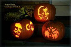Stampin-Friends: Halloween Kürbis