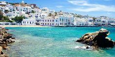 Descubre las 6 islas griegas más bonitas