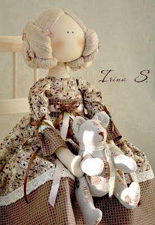As dolls de Irina . As palavras dessa artista revela seu talento, segundo ela: ' eu vivo, eu amo, eu crio,eu sonho....' Vamos ver o resultad...
