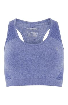 0988a6f5d22de0 Primark - Purple Seamfree Workout Crop Top Primark