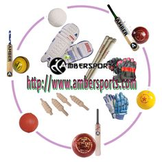 Cricket equipments - http://www.ambersports.com/catalog/cricket-gear-c-1107.html