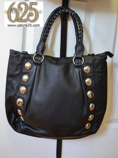 New purses are here at Salon 625 all the way from New York! Come in and take a look.