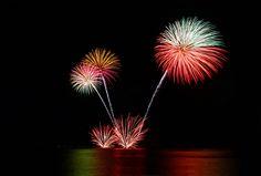 flower fireworks by Jonas San Luis on 500px