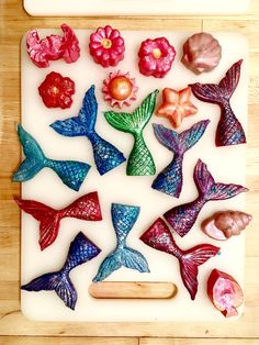Mermaid Soap! Make waves with this awesome mermaid soap tutorial that lets you explore your creative side!