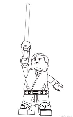 lego star wars colouring pages | ✐colouring for kids~big kids too ... - Boba Fett Coloring Pages Printable