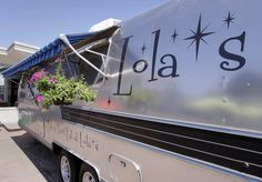 Lola's food trailer can be found near 11th and Peoria. MICHAEL WYKE / Tulsa World