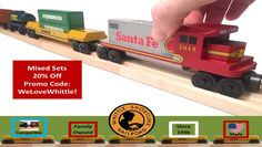 The Whittle Shortline Railroad – Save On Toy Train Sets