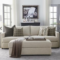 Bassett Furniture Has A Wide Variety Of Couches All In One Place. Available  In A Range Of Colors, Fabrics And Finishes, You Will Find Couches To Please  Any ...