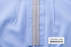 Cómo colocar el cierre de una falda o traje de flamenca Shirt Dress, Sewing, Mens Tops, Shirts, Dresses, Fashion, Scrappy Quilts, Applique Patterns, Dress Patterns