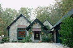 TEA2 Architects - Mountain and Brook Home - Birmingham, AL