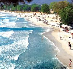 Xrysi Ammoudia, Thasos, Greece