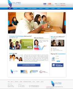 Colombo City College City College, Best Web Design