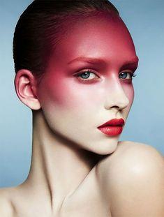 Beauty photography by jeon seung hwan makeup art portré, smi Fashion Editorial Makeup, High Fashion Makeup, Beauty Editorial, Fashion Beauty, Editorial Make Up, Beauty Make-up, Beauty Shoot, Make Up Beauty, Beauty Ideas