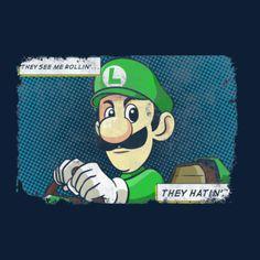 15 Best Luigi Images Luigi Mario Luigi Super Mario Bros