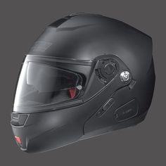 Caschi moto Integrali NOLAN N91 EVO FLAT BLACK