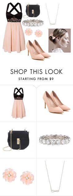 """""""Formal Outfit"""" by pipjazz101 ❤ liked on Polyvore featuring Tiffany & Co., Dettagli and H&M"""